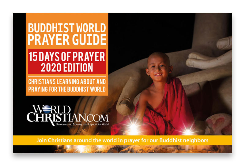 Buddhist World Prayer Guide 2020